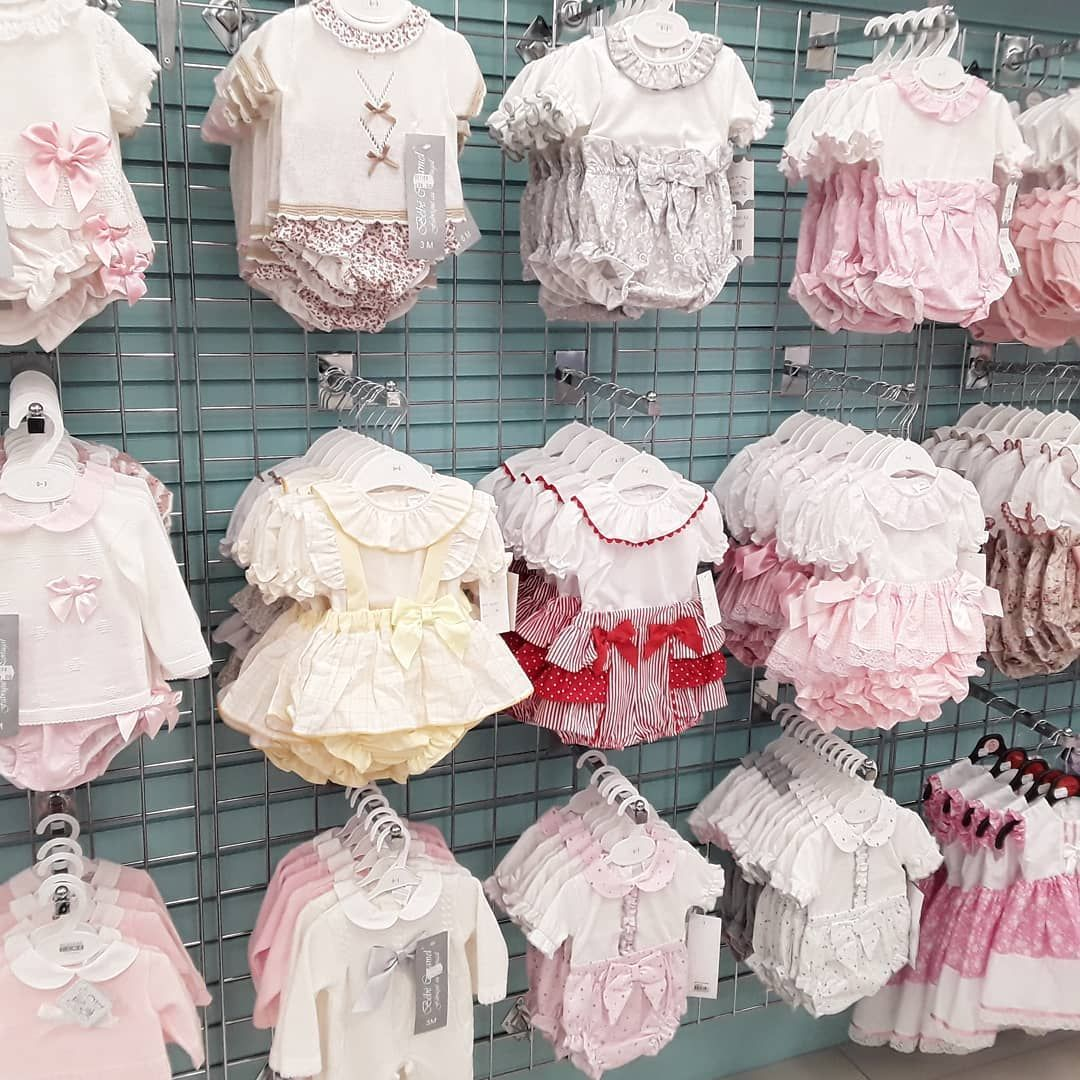 A Handy Guide To Buying Spanish Baby Clothes