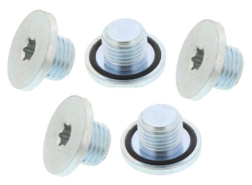 Oil drain plug specialized and certified within the market without mishaps